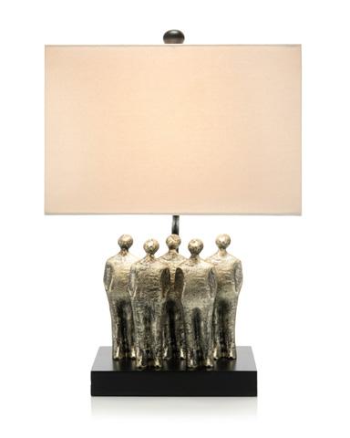 John Richard Collection - Watching Table Lamp - JRL-9227