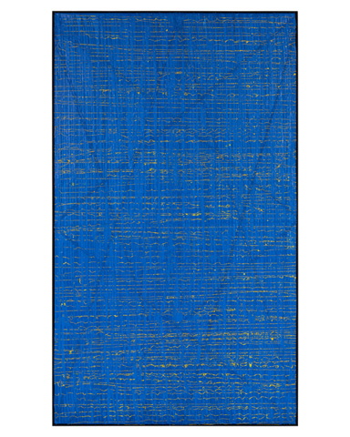 John Richard Collection - Teng Fei's Blue Strands - JRO-2749
