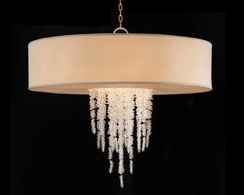 John Richard Collection - Cascading Crystal Waterfall Pendant - AJC-8882