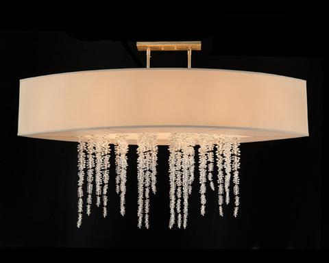 John Richard Collection - Cascading Crystal Waterfall Pendant - AJC-8883
