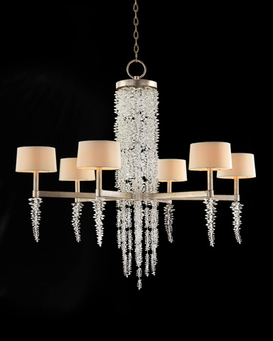 John Richard Collection - Cascading Crystal Waterfall Chandelier - AJC-8885