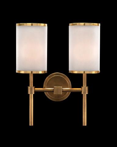 John Richard Collection - Modern Brass Wall Sconce - AJC-8905