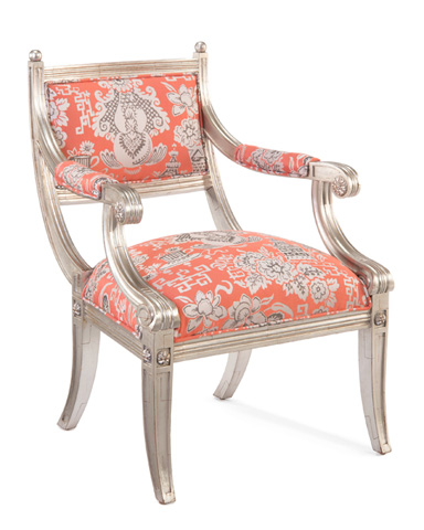 John Richard Collection - Empire Style Arm Chair - AMF-1008V64-3001-AS