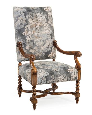 John Richard Collection - Library Chair - AMF-1047V19-2049-AS