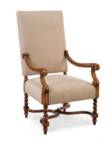 John Richard Collection - Library Chair - AMF-1047V19-C381-AS
