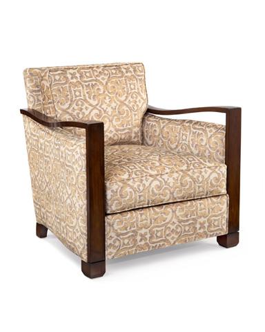 John Richard Collection - Contour Lounge Chair - AMF-1270V50-1041-AS