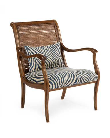 John Richard Collection - Tulum Arm Chair - AMF-1352-C392-AS
