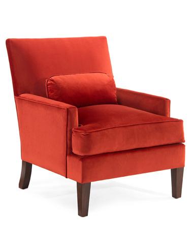 John Richard Collection - Track Arm Chair - AMQ-1101Q01-1045-AS