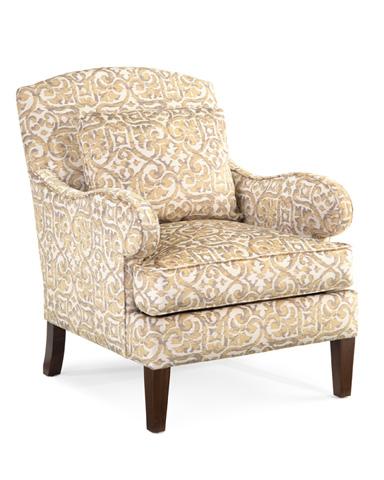 John Richard Collection - English Arm Chair - AMQ-1102Q01-1041-AS