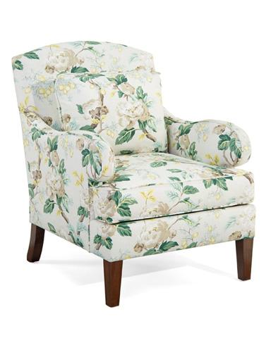 John Richard Collection - English Arm Chair - AMQ-1102Q01-2058-AS