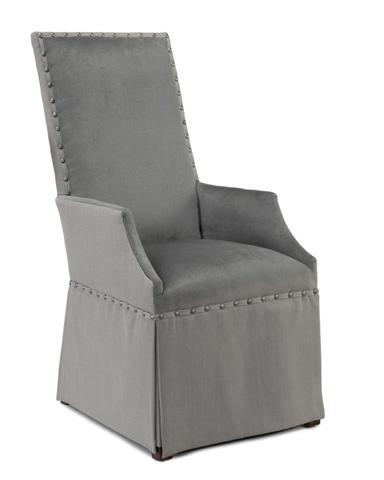 John Richard Collection - High Back Dining Arm Chair - AMQ-1108-1036-AS