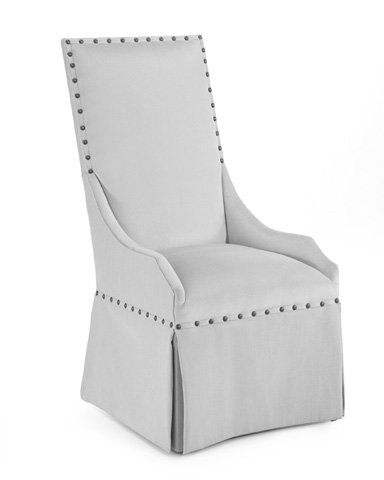 John Richard Collection - High Back Dining Side Chair - AMQ-1109-1036-AS