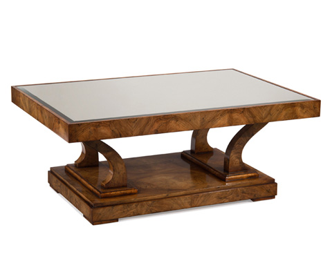John Richard Collection - Brevard Cocktail Table - EUR-03-0522