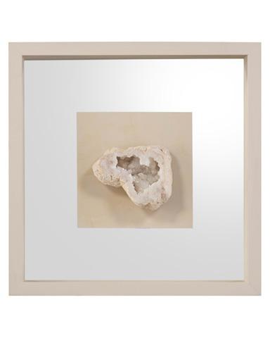 John Richard Collection - Geodes White II - GBG-1229B