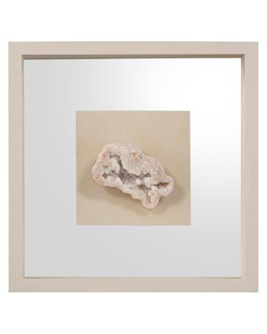 John Richard Collection - Geodes White III - GBG-1229C