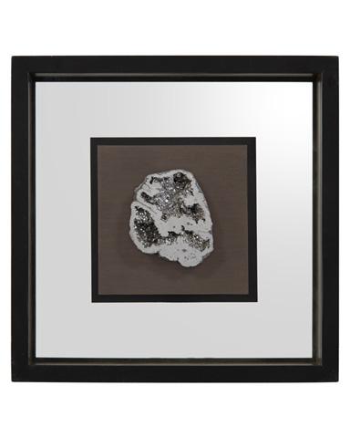 John Richard Collection - Geodes Silver IV - GBG-1233D