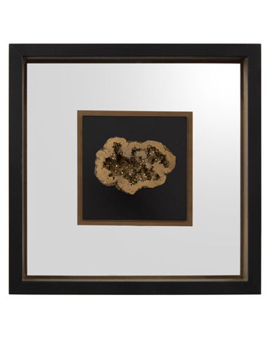 John Richard Collection - Geodes Gold III - GBG-1234C