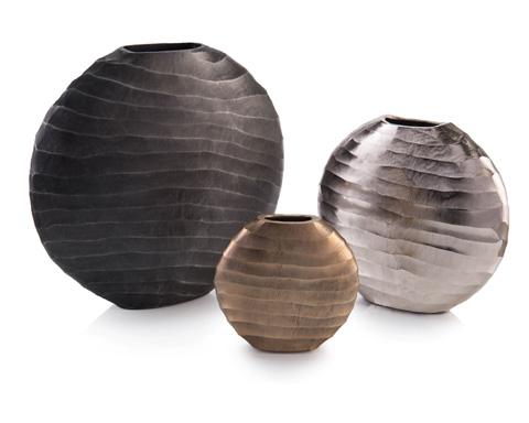 John Richard Collection - Three Chiseled Vases - JRA-10067S3