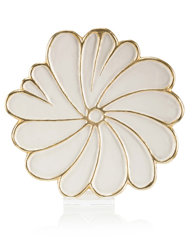 John Richard Collection - Swirling Petals Charger - JRA-10116