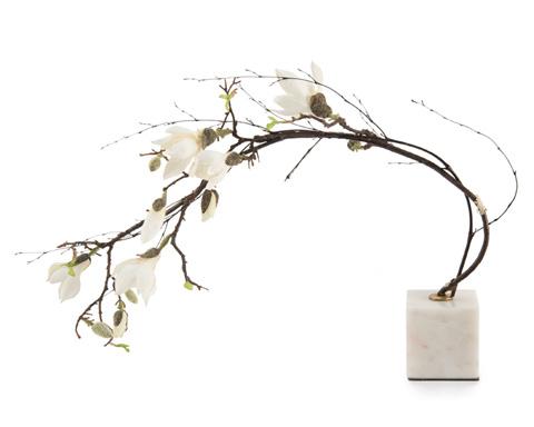 John Richard Collection - Stone Magnolias - JRB-3637