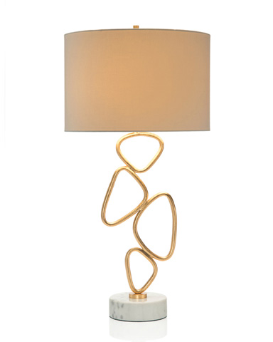 John Richard Collection - Defy Gravity Table Lamp - JRL-9264