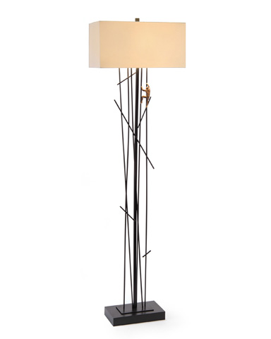 John Richard Collection - Man In Stick Forest Floor Lamp - JRL-9269