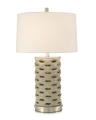John Richard Collection - Ceramic Glazed Table Lamp - JRL-9297