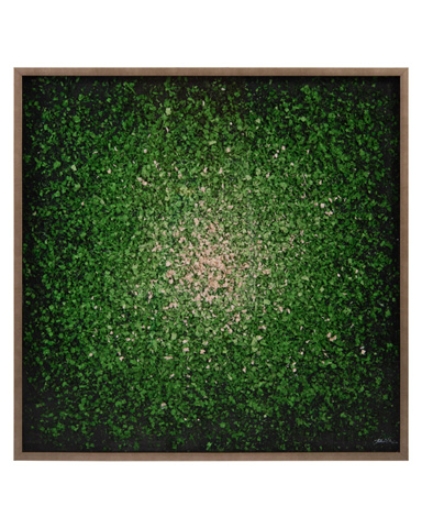 John Richard Collection - Ruanwei's Green Composition - JRO-2783