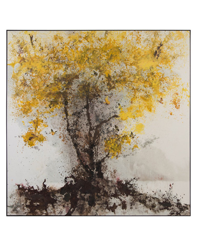 John Richard Collection - Teng Fei's Yellow Sapling - JRO-2792