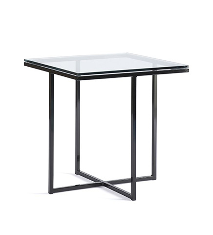 Johnston Casuals - Jon Square End Table - 1300-02