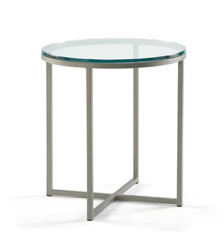 Johnston Casuals - Jon Round End Table - 1300-03