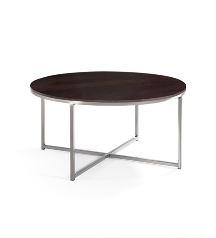 Johnston Casuals - Jon Round Cocktail Table - 1300-05W