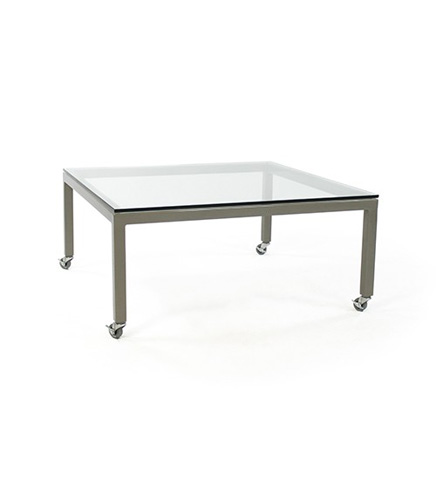 Johnston Casuals - Parliament Caster Cocktail Table - 13-155C