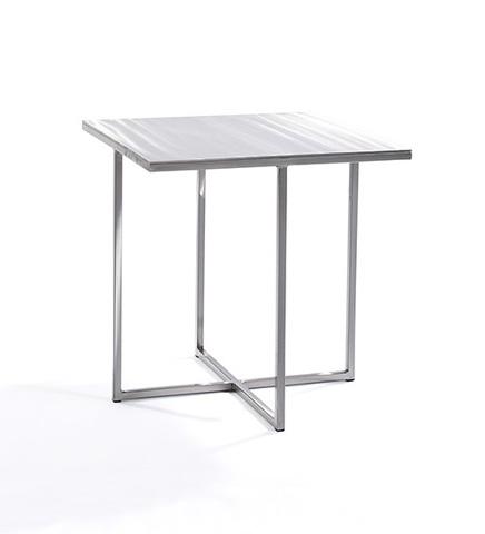 Johnston Casuals - Jon Square End Table - 1400-02