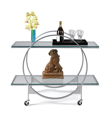 Johnston Casuals - Eclipse Serving Cart - 2521
