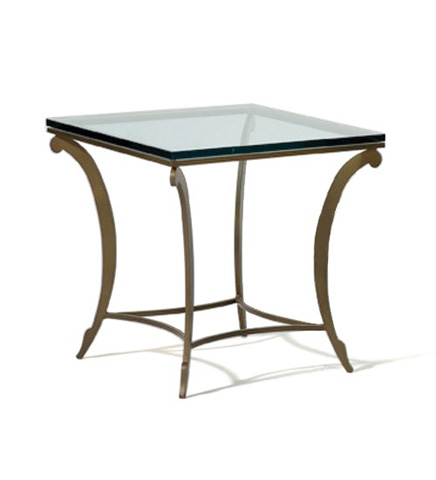 Johnston Casuals - David End Table - 3600-03