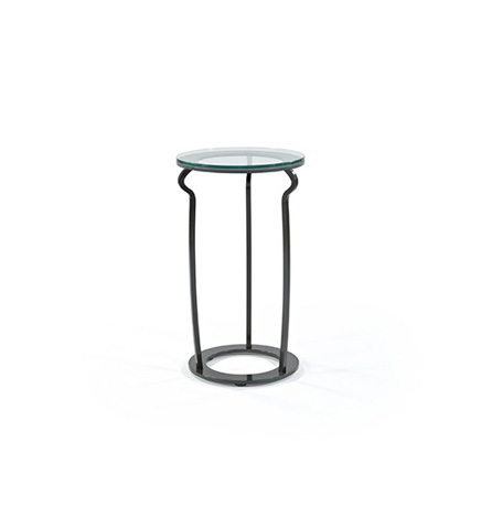 Johnston Casuals - Paradigm Pedestal with Glass Top - 6780-50