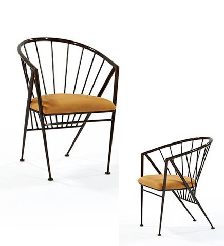 Johnston Casuals - Cambridge Arm Chair - 7615