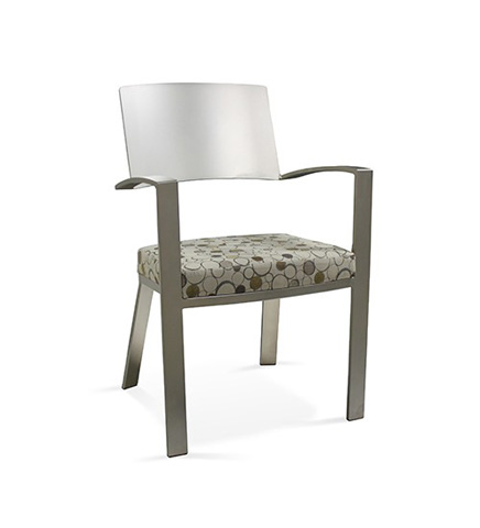 Johnston Casuals - Mirage Arm Chair - 7815