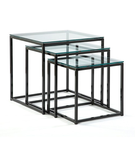 Johnston Casuals - Cubic Nesting End Table - 8300-01