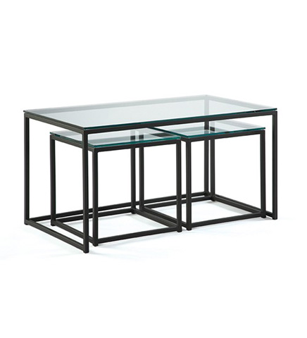 Johnston Casuals - Cubic Nesting Cocktail Table - 8300-06