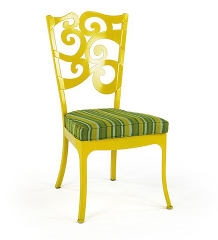 Johnston Casuals - Francesca Side Chair - OD6611