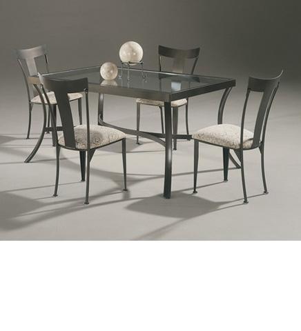 Johnston Casuals - Tribecca Dining Room Set - 2440/4711