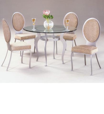 Johnston Casuals - Studio II Dining Set - 3433B/3911/GL49