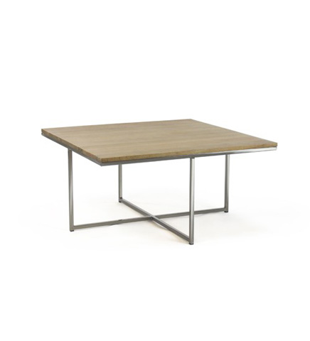 Johnston Casuals - Jon Square Cocktail Table - 1300-04W