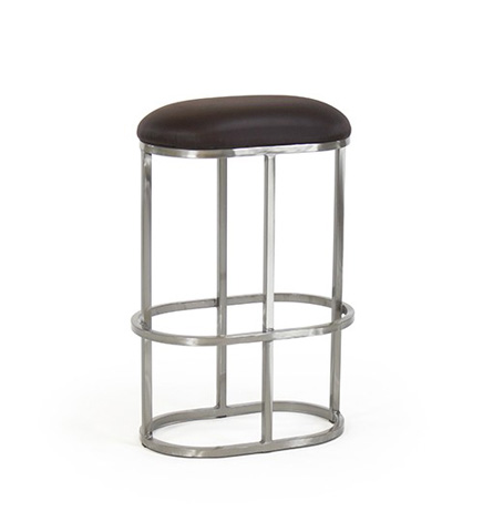Johnston Casuals - Charles Oval Stool - 609-30
