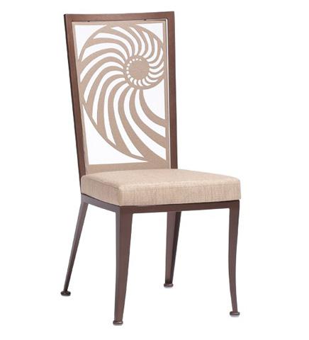 Johnston Casuals - Luca Nautilus Dining Chair - 1511
