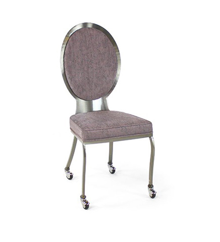 Johnston Casuals - Studio II Chair With Casters - 3904