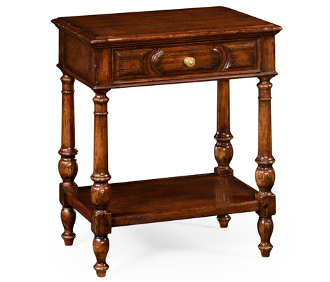 Image of Country Farmhouse Side Table