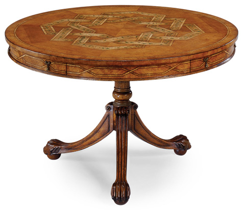 Jonathan Charles - Ball and Claw Centre Table - 492151
